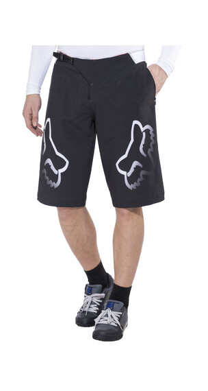 Fox Flexair DH Shorts Men black/white